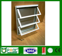 Aluminum Windows|Aluminum Chain Winder Awning Window With High Quality