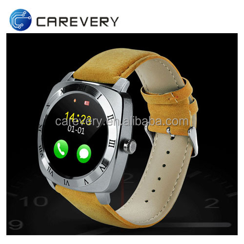 Ladies fashion watches cheap waterproof smart watch mobile phone