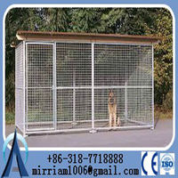 Baochuan-- wholesale high quality big cheap chain link dog kennels