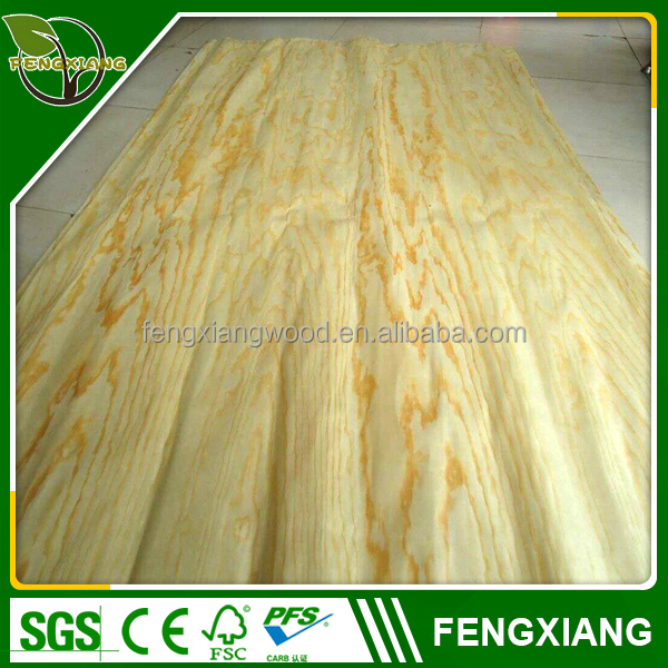 China new products natural wood veneer commercial plywood board