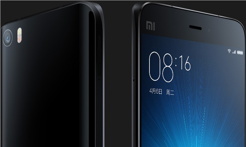 Xiaomi Mi5 Mi 5 Pro 128GB Mobile Phone Black Color Qualcomm Snapdragon 820 2.15Ghz Octa Core