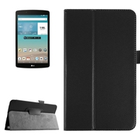 Wholesale Price Litchi Texture Leather for LG G Pad F 8.0 Case Cover
