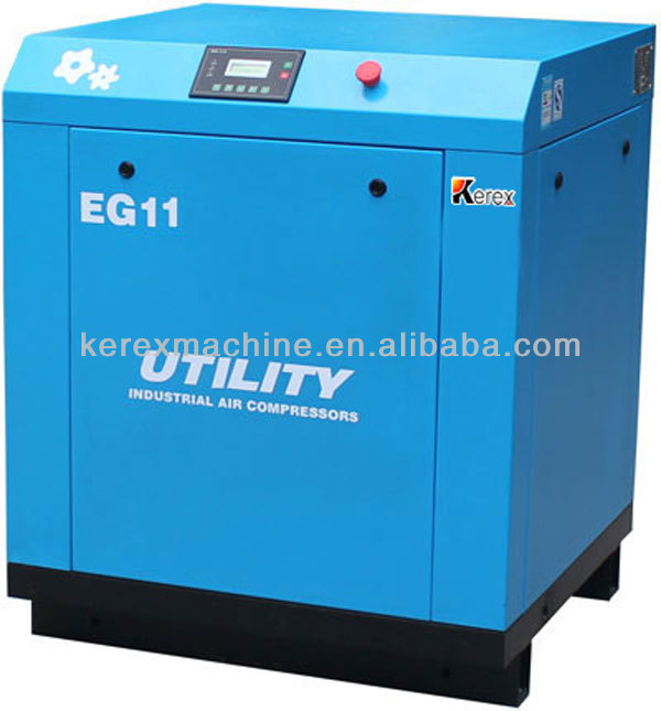 11KW refrigeration screw compressor EG11