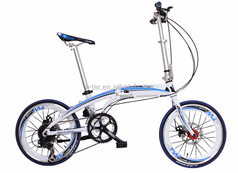 20'' wheel with 12inch frame spoked wheel superlight <strong>folding</strong> <strong>folding</strong> bicycle/customized pocket bike
