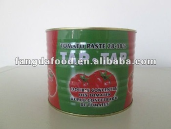 tomato paste/all kinds of pack