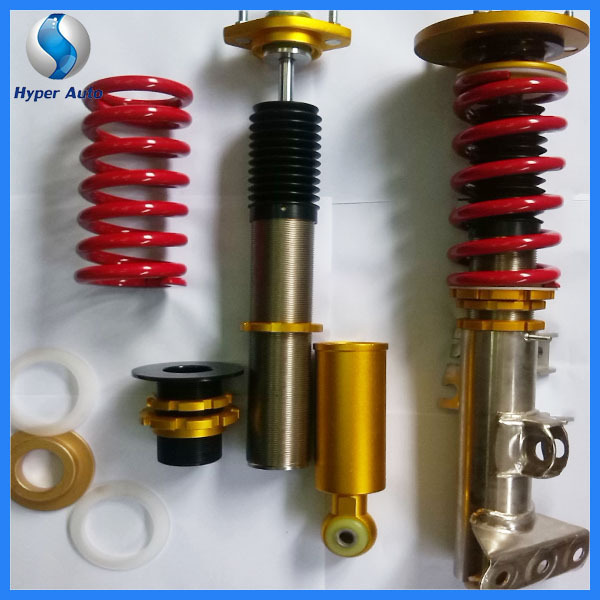High Performance Car Damping Adjustment Coilover