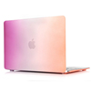 Fashion gradient Colorful hard PC Protective Laptop Case Cover for Apple MacBook Air & Pro,Retina