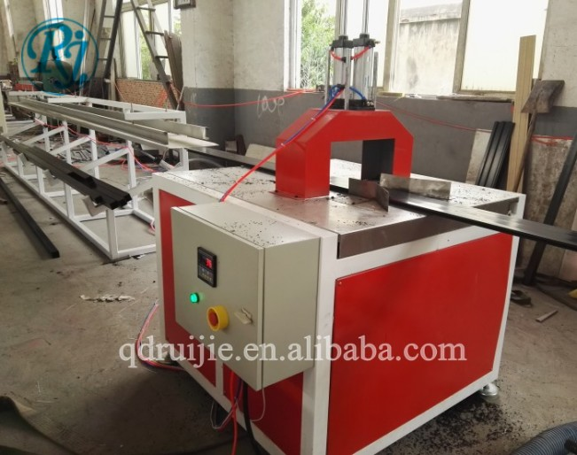 HIgh Quality Outdoor PE WPC Profile Extrusion Machine
