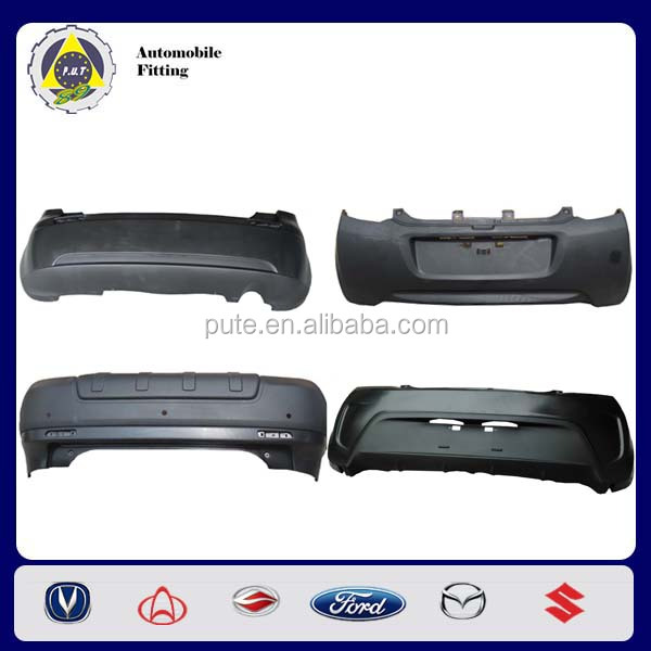Hot Sell Auto Part Suzuki Swift Rear Bumper 71811-79JA0-GZZ