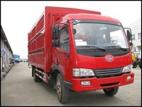 FAW 10tons Box Cargo Truck