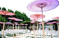 chinese paper umbrellas
