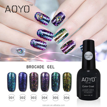 CAIXUAN galaxy gel, rocade nail Gel soak off gel 12colors 10ml