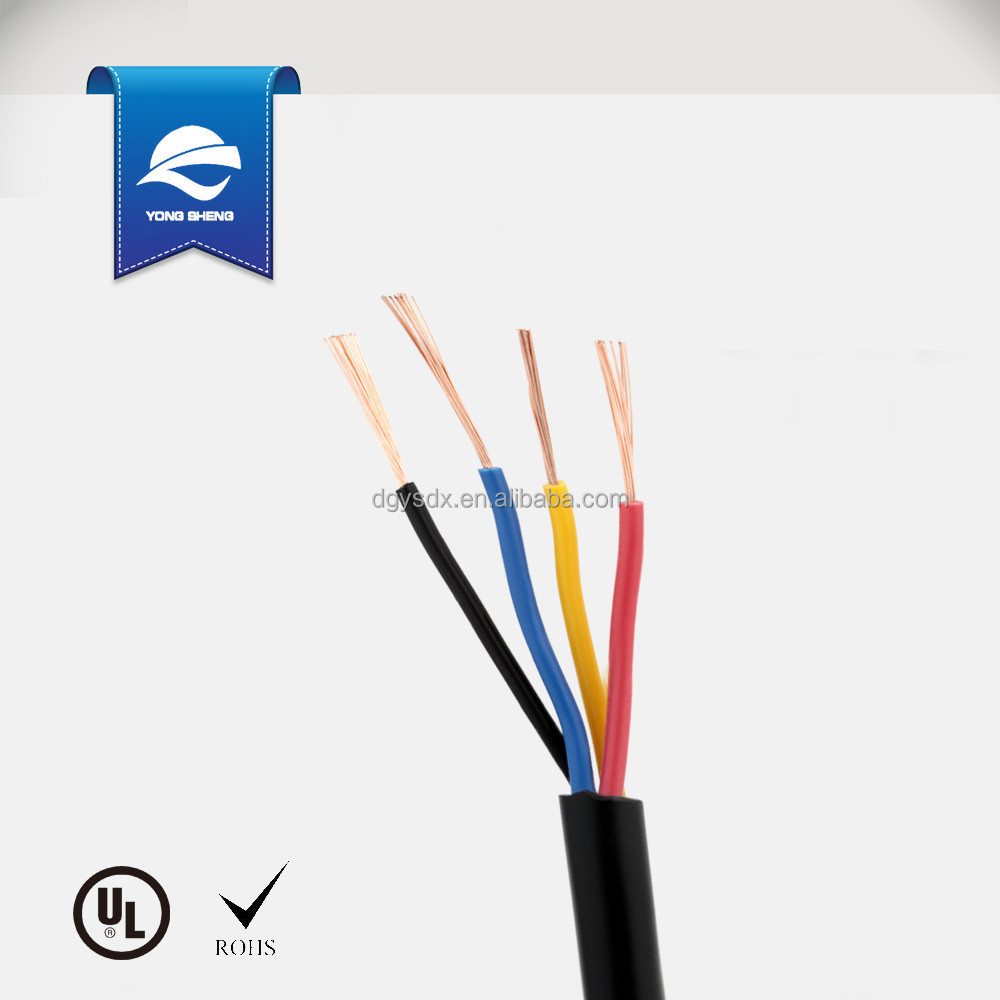 AWM UL 2725 copper braiding cable for HDMI