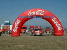 14 MT INFLATABLE ARCH, advertising inflatable