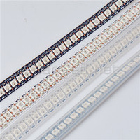 0.5M 1M 144 LEDs WS2812B WS2812 Addressable 5050 RGB Full Color LED Strip 5V IP20 IP65 IP67 Pixel light