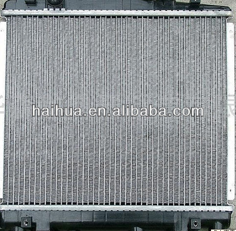 auto parts cooling system radiator for TOYOTA WISH AZT240 1AZFSE OEM:16400-21190