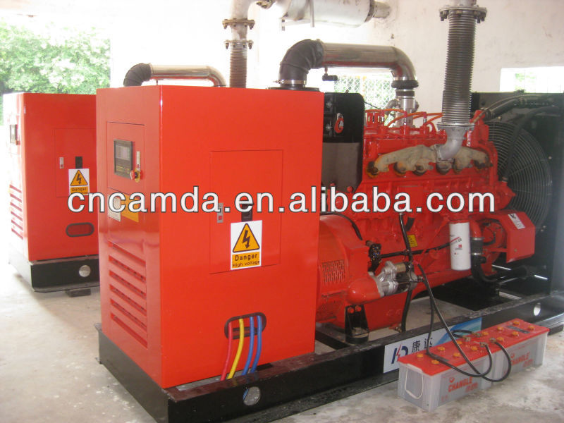 CH4 Methane Gas Electricity Generator 25KW-500KW