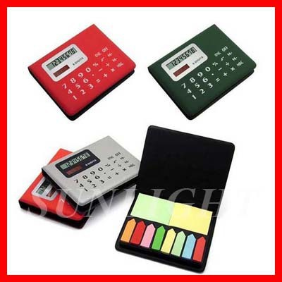 Promotional Shape Customized Sticky Note Memo Pads With Pens