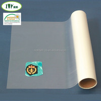 Best selling PU permanent hot adhesive textile stickers