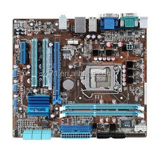 P7H55 mainboard LGA 1156 DDR3 server motherboard 100% tested working