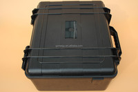 Hard Plastic alloy frame hard equipment box carrying PVC tool case_400H00575