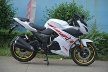 200CC high speed sport racing gasolin motorcycle