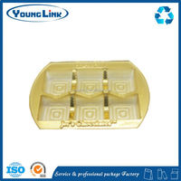 condensed milk display plastic tray