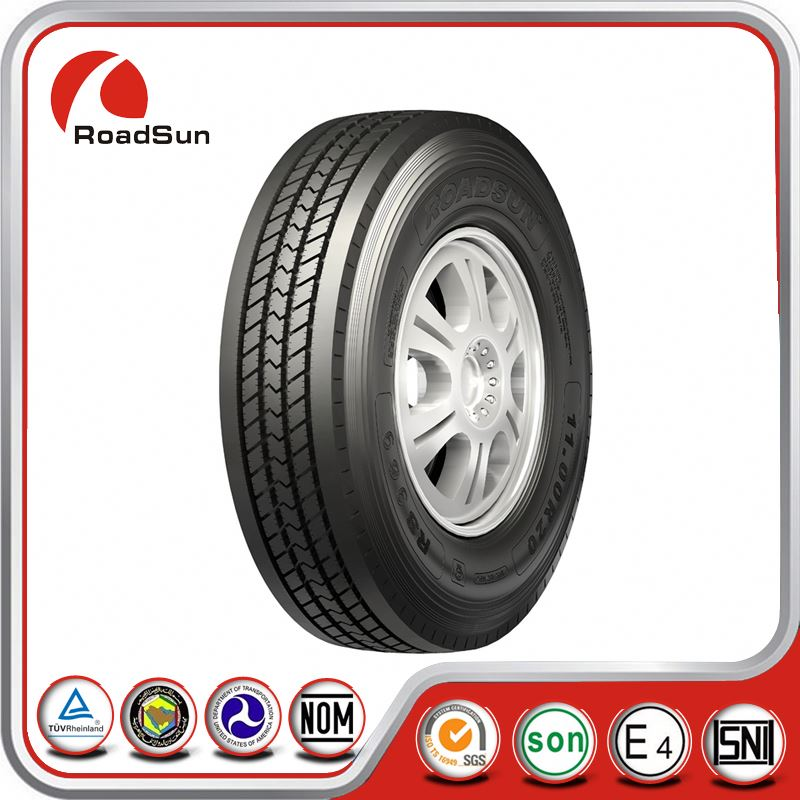 Commercial Travel New Tbr Truck And Bus Tires