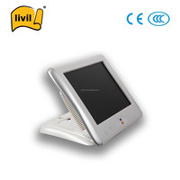 Professional manufacturer Programmable dual core hypermarket PowerPOS/TE pos scale
