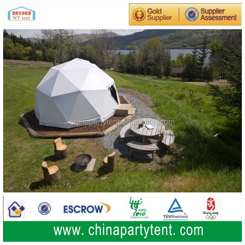 Outdoor family camping dome tent for sale