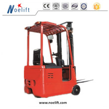 ride-on / factory outlet marketing popular 3 wheel electric forklift truck with Curtis controller
