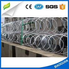 concertina razor barlow price barbed wire with pallet 450mm coil diameter concertina razor barbed wire