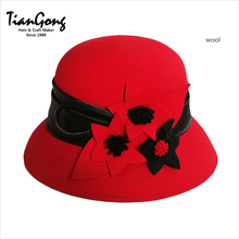Factory Provide Directly Best Selling Hand Made Wool Felt Hat