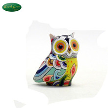 cabochon resin kawaii Owl figurine
