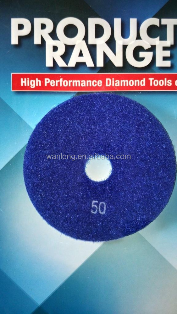 Polishing pad wet and dry bosch polishing disc