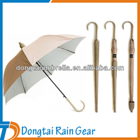 Promotion Automatic Straight Waterproof Rain Gear
