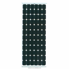 180W Hebei solar photovoltaic module 125mm Solar cell panel price