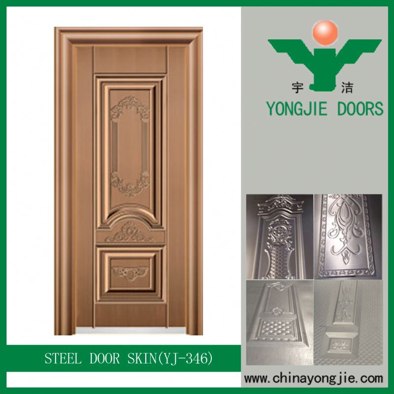 Professional Lamination Steel Door Skin