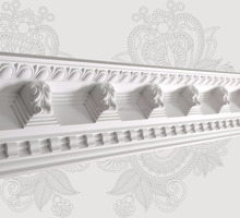 More then 2000 styles High quality PU cornice Polyurthane cornice PU crown moulding Polyurethane moulding