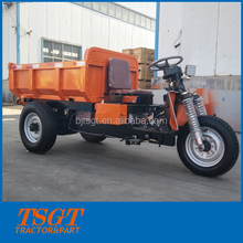 7500w motor electric tri-truck factory supply with 3 ton load capacity