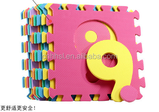 EVA Foam Interlocking Floor Mat