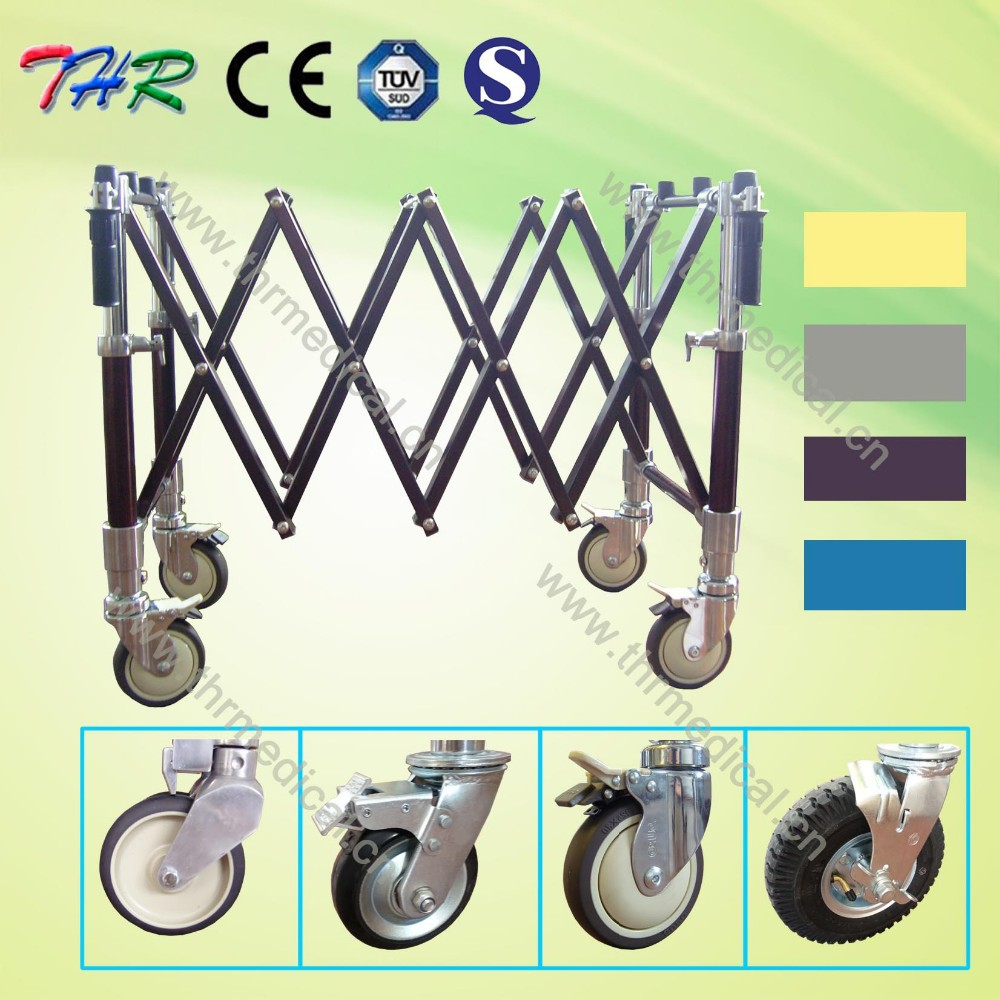 THR-CTJ03 High Quality Aluminum Alloy Church Trolley
