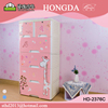 5 tiers Plastic cabinet baby clothing storage drawers HD-2376C