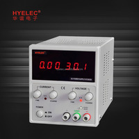 DC Power Supply HY3005N Series 0~30V,0~5A linear mode DC OUTPUT power supply