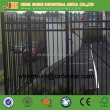 China manufacturer of Decorative iron fence for garden /for homes