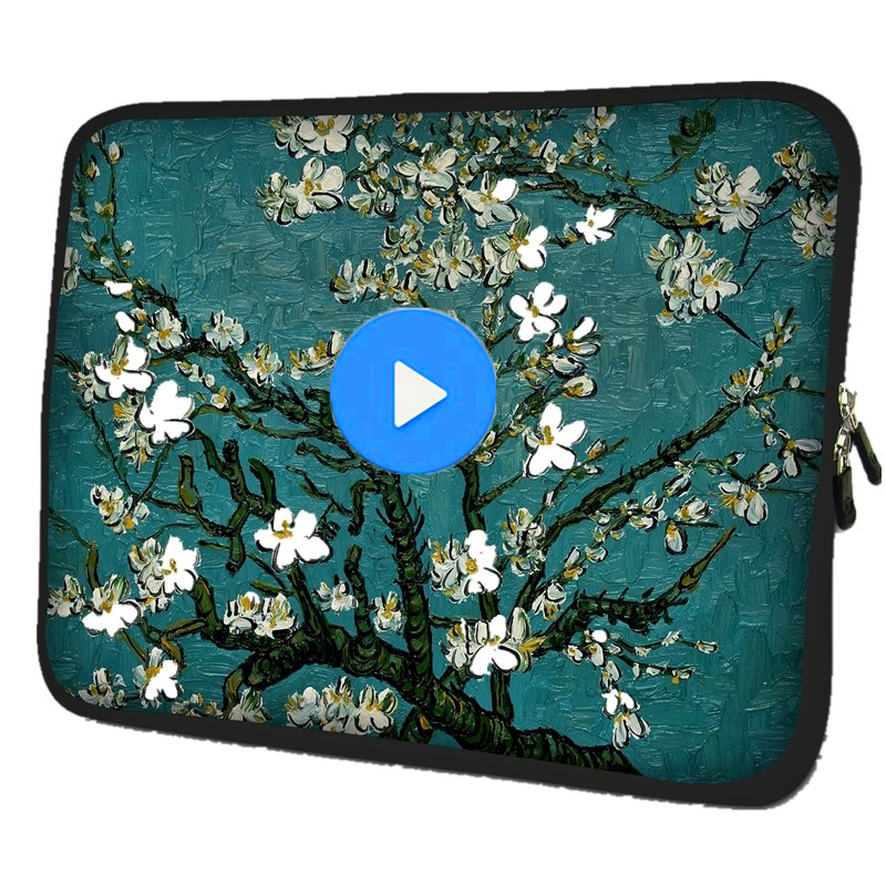Multiple Design Notebook Laptop Tablet Bag for different size Laptop Sleeve Case