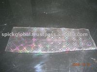 Holographic films-rainbow ,line rainbow,pillar of light