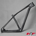 2017 Hot sale carbon frame 29er bike mountain bicycle light carbon bike accessories frame stiff and strong MTB frame FM293