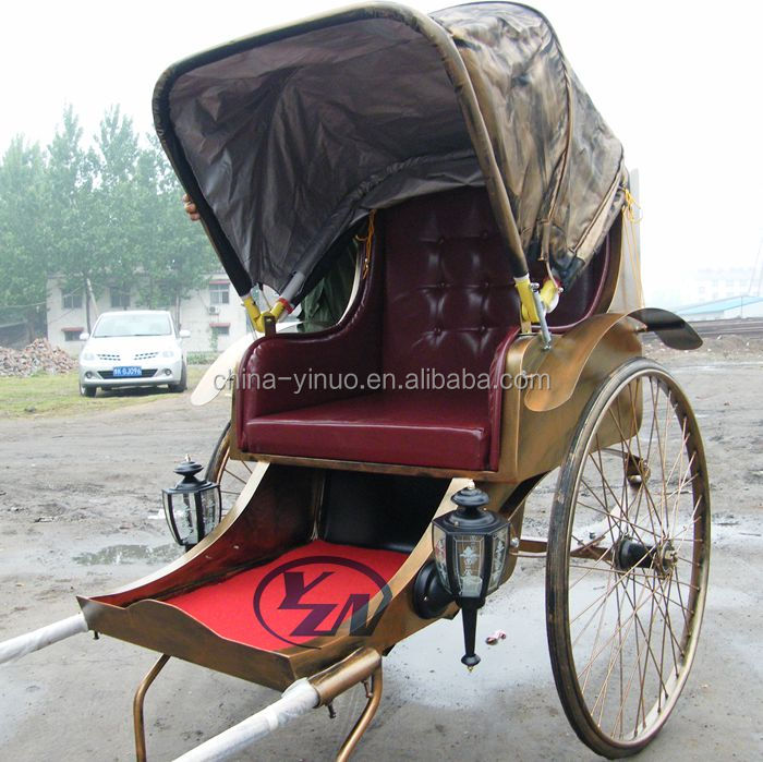 Rickshaw trishaw for sale tourism manufacturer in China