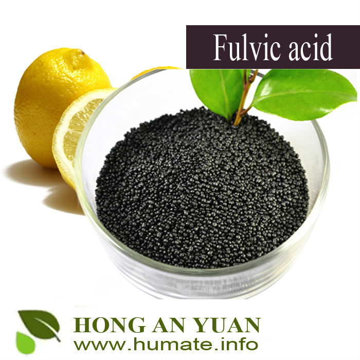 High Quality Humic Fulvic Acid from Leonardite